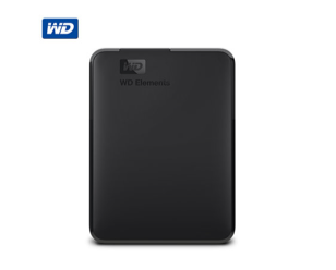 西部数据移动硬盘(1TB)